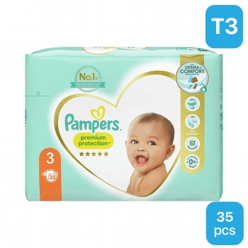 Couche Pampers Premium...